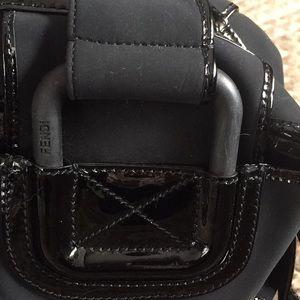 06d403039b9c Fendi Bags - FENDI CROSSWORD BAG. EUC